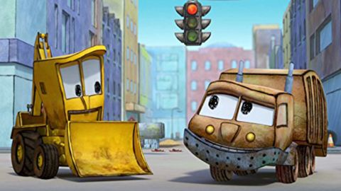 """<strong>""""The Stinky & Dirty Show"""" Season 2</strong>: The series returns with the heroes continuing to lend a helpful hand (or wheel) to the vehicle residence of Go City, but with more silliness and play. <strong>(Amazon Prime)</strong>"""
