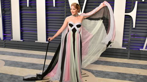 Selma Blair at the 2019 Vanity Fair Oscar Party
