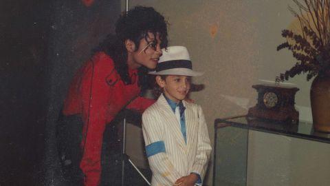 Michael Jackson, Wade Robson.