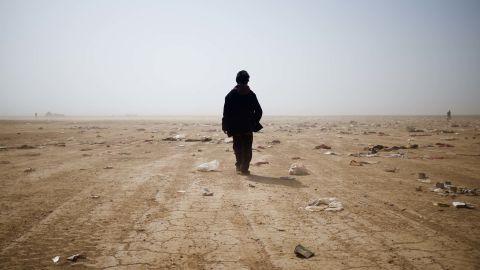 15-year-old Mahmoud says he believes that ISIS' so-called Caliphate will soon return.