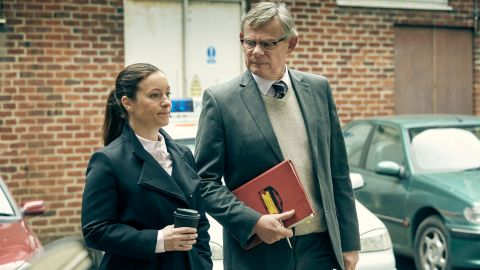 """<strong>""""Manhunt""""</strong>: This British crime drama is the real-life story of how the killing of French national Amelie Delagrange on Twickenham Green in August 2004 was eventually linked to two other murders. <strong>(Acorn TV) </strong>"""