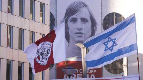 Ajax's 'Super Jews' keep on singing amid rising anti-Semitism