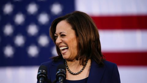U.S. Senator Kamala Harris launches her campaign for President of the United States at a rally at Frank H. Ogawa Plaza in her hometown of Oakland, California, U.S., January 27, 2019.  REUTERS/Elijah Nouvelage     TPX IMAGES OF THE DAY
