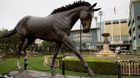 It's unclear when Santa Anita Park will reopen, as an investigation into the deaths is underway.