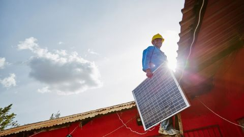 Zola Electric has previously supplied off-grid solar power systems.