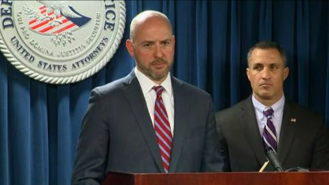 """US Attorney Andrew Lelling says the 30-plus parents arrested were a """"catalog of wealth and privilege."""""""