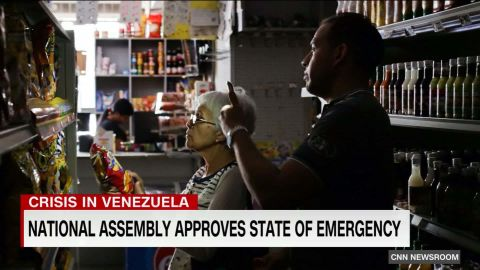 exp Bleak plight in Venezuela_00002001.jpg