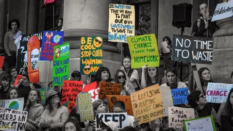 Australia: A national youth climate strike takes place on November 30, 2018.