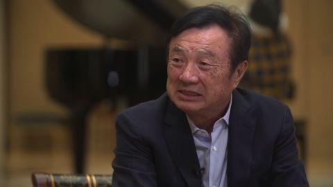 Huawei founder Rivers INTV