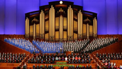 """Dropping the """"Mormon"""" moniker affected everything from websites to the famous Tabernacle Choir."""
