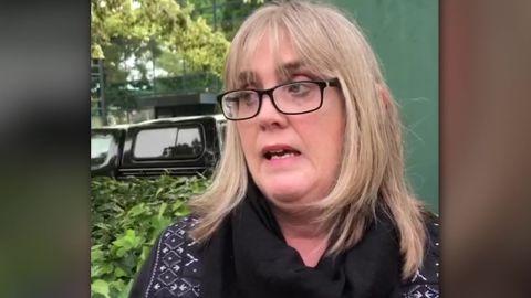 Rosemary Omar worried mom son missing