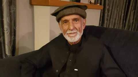 Hajid Daoud Nabi was killed in Friday's attack on Christchurch, New Zealand, mosque.Haji Daoud NabiBorn in Afghanistan. Moved to Christchurch in 1977 as an Asylum Seeker.He has four sons and one daughter.Two sons were born in Afghanistan. The other 3 children (now adults) were born in New Zealand. Authorities in New Zealand have not released the names of the mosque victims, but the son of one victim spoke to reporters Saturday morning outside of the courthouse. Yama Nabi said he was running about 10 minutes late for the service, so attack was going on when he arrived.