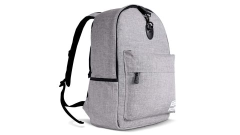 """<strong>XDesign Anti-Theft Laptop Backpack ($20.99, originally $29.99; </strong><a href=""""https://www.amazon.com/XDesign-Backpack-Charging-Anti-Theft-Resistant/dp/B07F18T95D/ref=as_li_ss_tl?keywords=travel+backpack&qid=1552417866&refinements=p_72:2661618011&rnid=2661617011&s=apparel&sr=1-21&&linkCode=ll1&tag=021850fivestar-20&linkId=afa7e9d526dee3b46ae5a9363e550b6d&language=en_US"""" target=""""_blank"""" target=""""_blank""""><strong>amazon.com</strong></a><strong>)</strong>"""