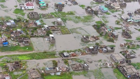 The scale of damage caused by cyclone Idai that hit the Mozambican city of Beira is massive and horrifying. This is the initial assessment of a team of International Federation of Red Cross and Red Crescent Societies (IFRC) aid workers that reached the devastated city yesterday.