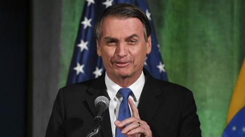 President Jair Bolsonaro appears to delivering on his campaign promise to loosen gun laws in Brazil.