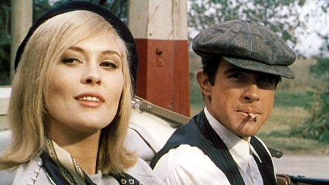 """<strong>""""Bonnie and Clyde""""</strong>: Faye Dunaway and Warren Beatty star as real life lovers Bonnie Parker and Clyde Barrow who robbed banks and committed murders during the Great Depression. <strong>(Netflix)</strong>"""