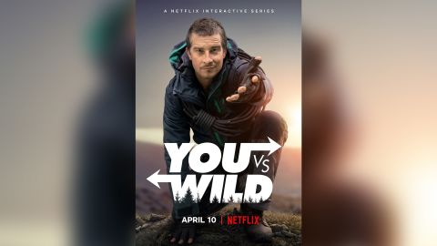 """<strong>""""You vs. Wild""""</strong>: Viewers make key decisions to help Bear Grylls survive, thrive and complete missions in the harshest environments on Earth in this interactive series. <strong>(Netflix) </strong>"""