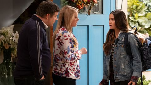 """<strong>""""No Good Nick"""" Season 1</strong>: A family finds their lives turned upside down when a teenage con artist shows up on their doorstep, claiming she's a distant relative in this sitcom. <strong>(Netflix) </strong>"""