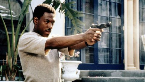 """<strong>""""Beverly Hills Cop II""""</strong>: Eddie Murphy reprises his role as street smart cop Axel Foley in the second film in this franchise. <strong>(Hulu, Amazon Prime) </strong>"""