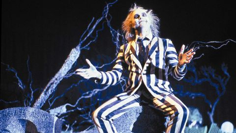 """<strong>""""Beetlejuice""""</strong>: Say it three times! Michael Keaton stars as an annoying and devilish demon in this now classic comedic film. <strong>(Amazon Prime) </strong>"""