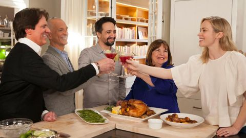 """<strong>""""Barefoot Contessa: Back to Basics"""" Seasons 11-13</strong>: The culinary expert teaches essential recipes that every cook needs in this series. <strong>(Hulu) </strong>"""