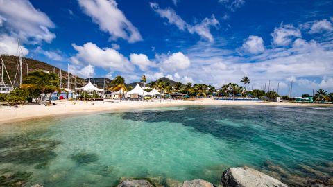 This year's event takes place out of Nanny Cay from March 25-31.