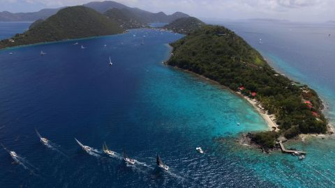 Sailing is at the forefront of helping to regenerate parts of the Caribbean devastated by Hurricane Irma in 2017. The British Virgin Islands Spring Regatta (pictured) will welcome 90 yachts this year.