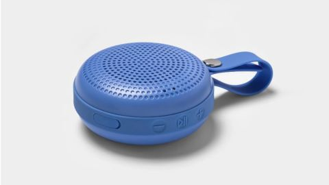 """<strong>Blast your favorite beats from this cool portable speaker</strong> Heyday Round Portable Bluetooth Speaker with Loop ($10; <a href=""""http://bit.ly/2TsVGZU"""" target=""""_blank"""" target=""""_blank"""">target.com</a>) <br />"""