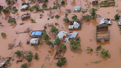 Extreme weather events like Cyclone Idai are becoming more frequent due to climate change, says UN Secretary General