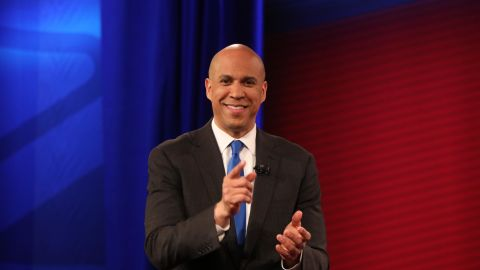 CNN Presidential Town Hall with Senator Cory Booker moderated by Don Lemon Live from Orangeburg, SC