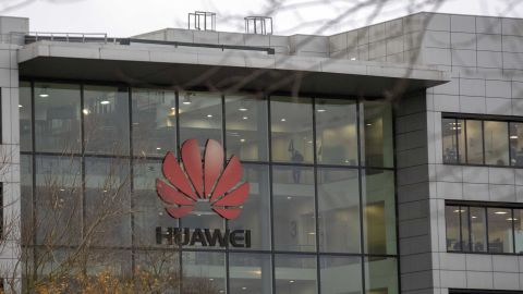 UK Headquarters of Huawei in Reading.