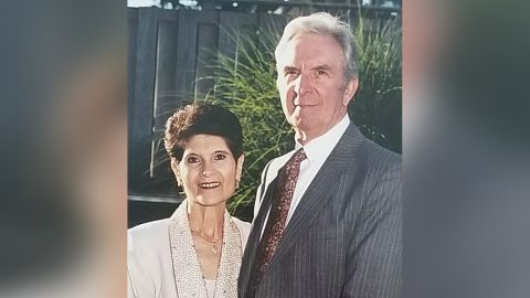 Sondra Better, seen here with her husband, was killed on August 24, 1998.
