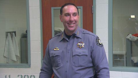 Sheriff Steve Reams of Weld County, Colorado