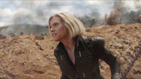 """Scarlett Johansson appears as Black Widow in """"Avengers: Endgame."""""""