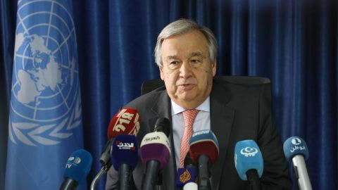 United Nations Secretary-General Antonio Guterres has warned that UN staff could go unpaid as member states fail to pay their contributions.