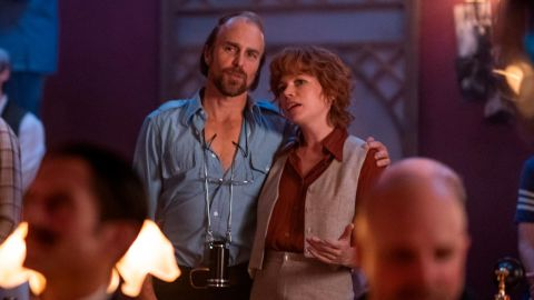 Sam Rockwell, Michelle Williams in 'Fosse/Verdon.'