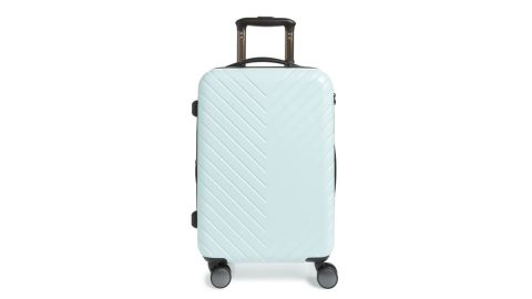 """<strong>Chevron 18-Inch Spinner Carry-On (139; </strong><a href=""""https://click.linksynergy.com/deeplink?id=Fr/49/7rhGg&mid=1237&u1=0518personalitymothers&murl=https%3A%2F%2Fshop.nordstrom.com%2Fs%2Fnordstrom-chevron-18-inch-spinner-carry-on%2F4713630"""" target=""""_blank"""" target=""""_blank""""><strong>nordstrom.com</strong></a>)"""