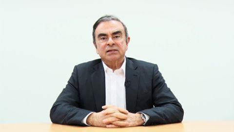 Carlos Ghosn video