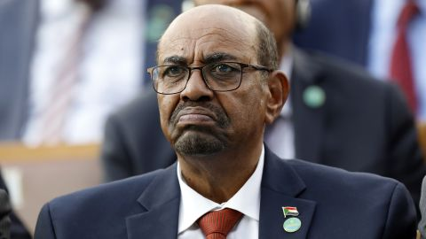 Sudan's Omar al-Bashir  faces five counts of crimes against humanity and two counts of war crimes.