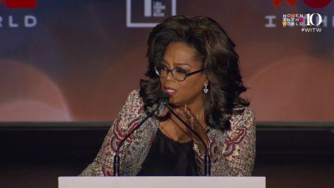 Oprah Women in the World  April 10
