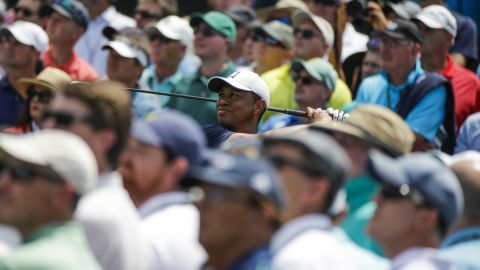 Tiger Woods is chasing a fifth Masters title and first since 2005 at Augusta.