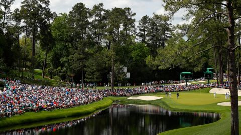 England's Justin Rose, runner-up two years ago, had a Masters to forget as he missed the cut.