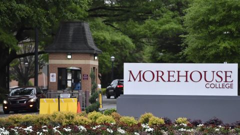 Morehouse College in Atlanta was founded in 1867.