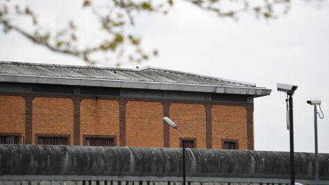 WikiLeaks founder Julian Assange is being held in London's high-security Belmarsh prison.