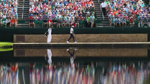 Finau was the first player in the field to reach 10 under par after a dazzling start Saturday.