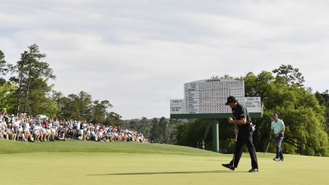 Phil Mickelson is bidding for a fourth Green Jacket and sixth major title at the age of 48.