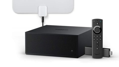 """<a href=""""https://amzn.to/2Db0iOP"""" target=""""_blank"""" target=""""_blank""""><strong>Fire TV Recast with Fire TV Stick 4K ($249.98, originally $299.97; amazon.com)</strong></a>"""
