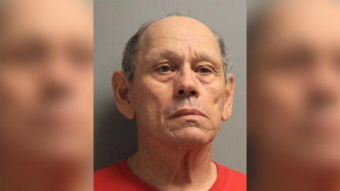 Harvey Joseph Fountain, 71, was being held Tuesday with bail set at $1 million.