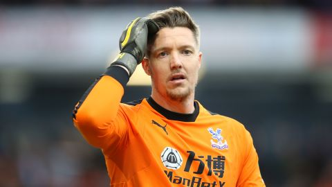 Wayne Hennessey was cleared of making a Nazi salute gesture in January 2019.
