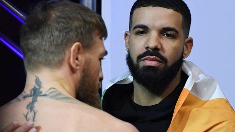 Drake was with Conor McGregor ahead of UFC 229 in Las Vegas